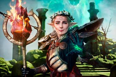 Reach into The Fade - Inquisitor Lavellan