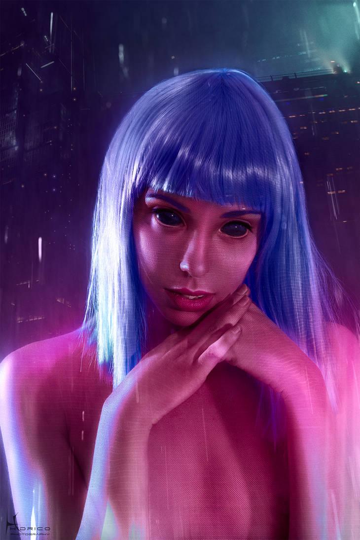 JOI hologram - Blade Runner 2049 by Hidrico