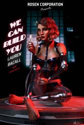 Simulacra - Lauren Bacall
