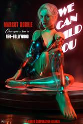 Simulacra and Simulation - Margot Robbie