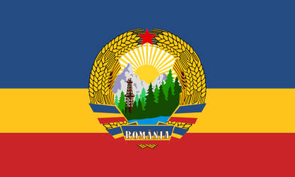 Socialist Republic of (Greater) Romania