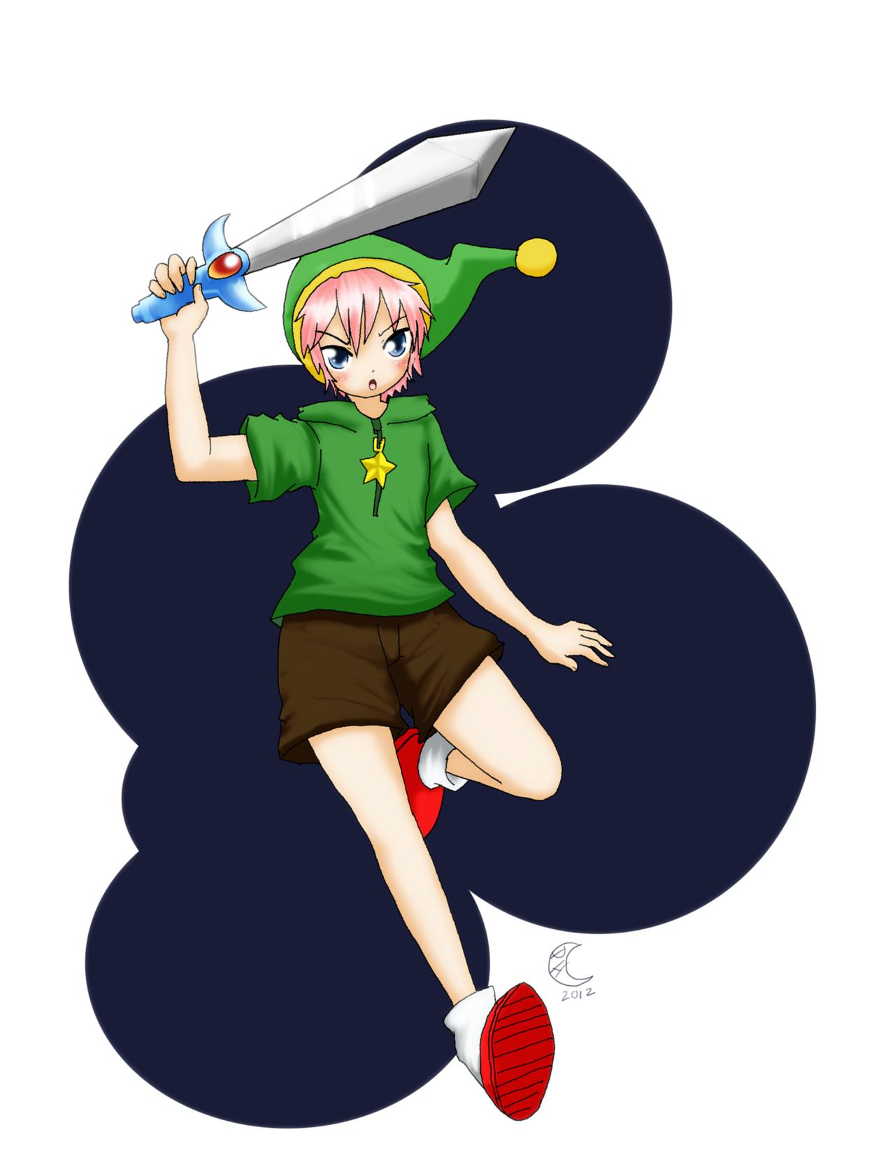 Sword Kirby by Anigirl5 on DeviantArt