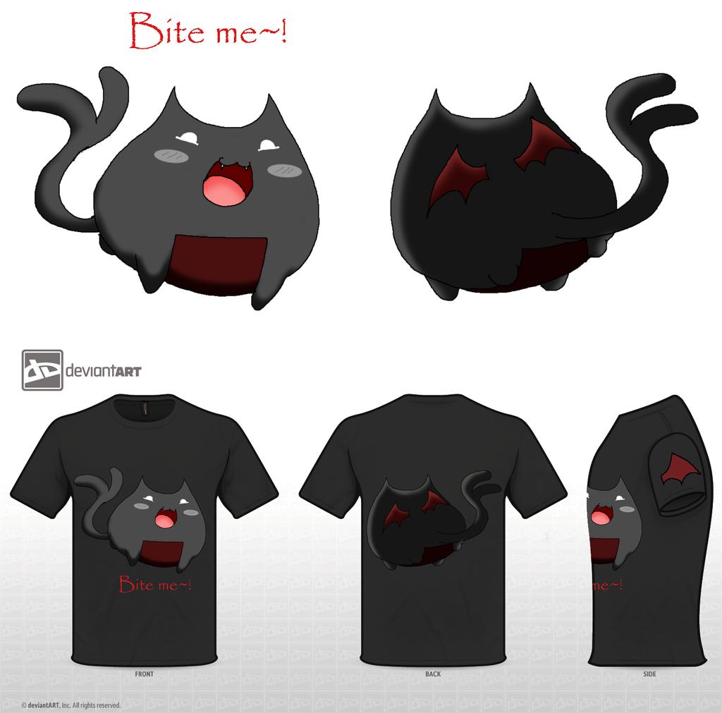 +Devil Onigiri Kitty+ by Anigirl5