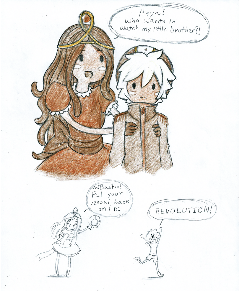 Revolution! by Anigirl5