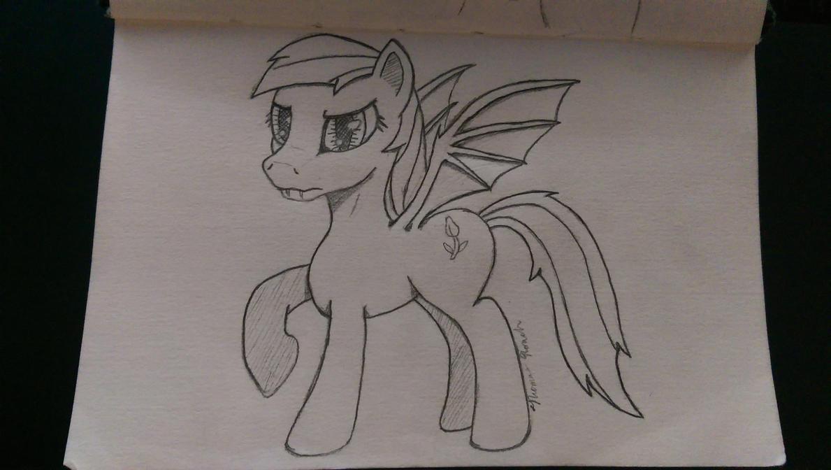 Ember Dawn Sketch by heinrich2oo5