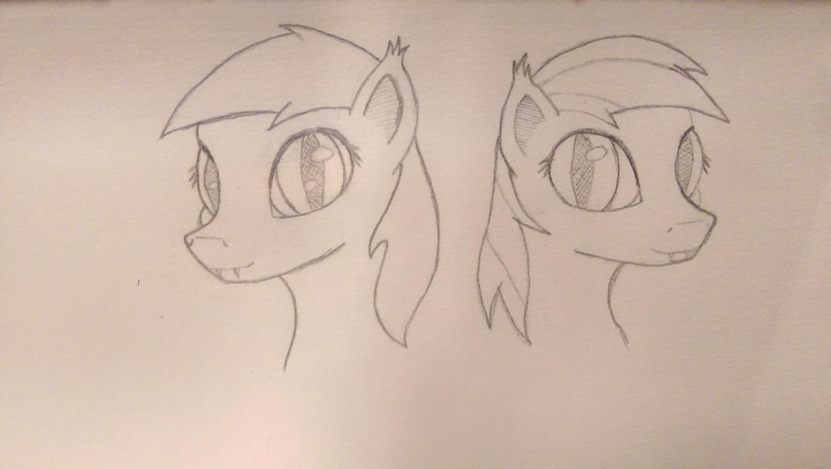 Sisters Sketch by heinrich2oo5
