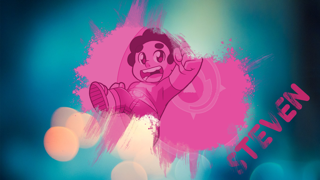 Steven Universe - Steven Wallpaper by KeytoTheKeyMaster on DeviantArt