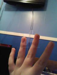 Finger Reveal xd