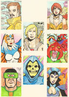 He-Man / Masters of the Universe by seanpatrick76