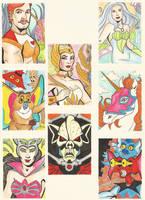 She-Ra.....and gang by seanpatrick76