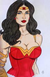 Wonder Woman by seanpatrick76