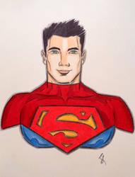 Superboy by seanpatrick76