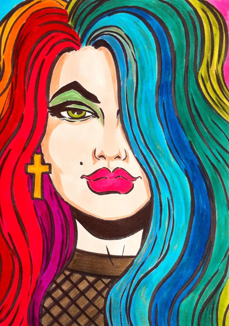 Colour Me Badd by seanpatrick76