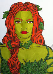 Poison Ivy by seanpatrick76
