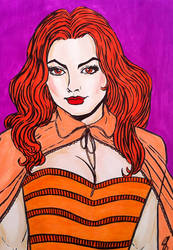 Lucy Westenra by seanpatrick76