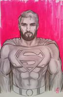 Superman by seanpatrick76