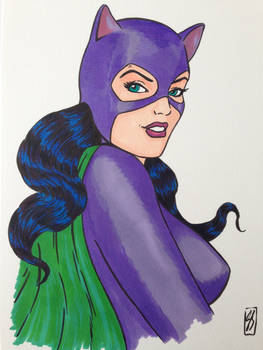 Classic Catwoman