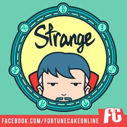 Strange -  T-Shirt Design