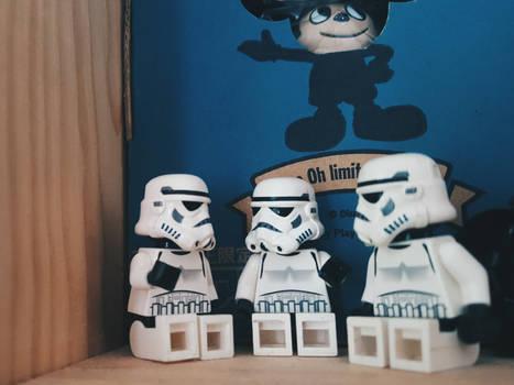 Stormtroopers !
