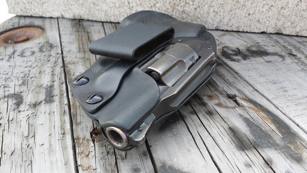 Kydex Concealed Carry Holster For Ruger Lcr 357 By