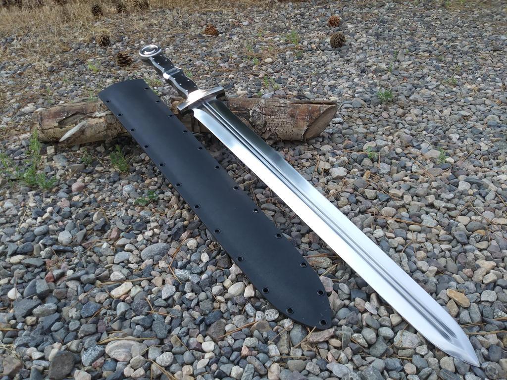 M16 Sword by RavenStagDesign