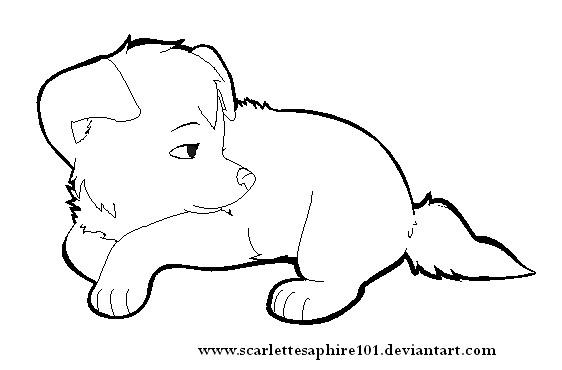 Dog Base By Furubacanine On Deviantart