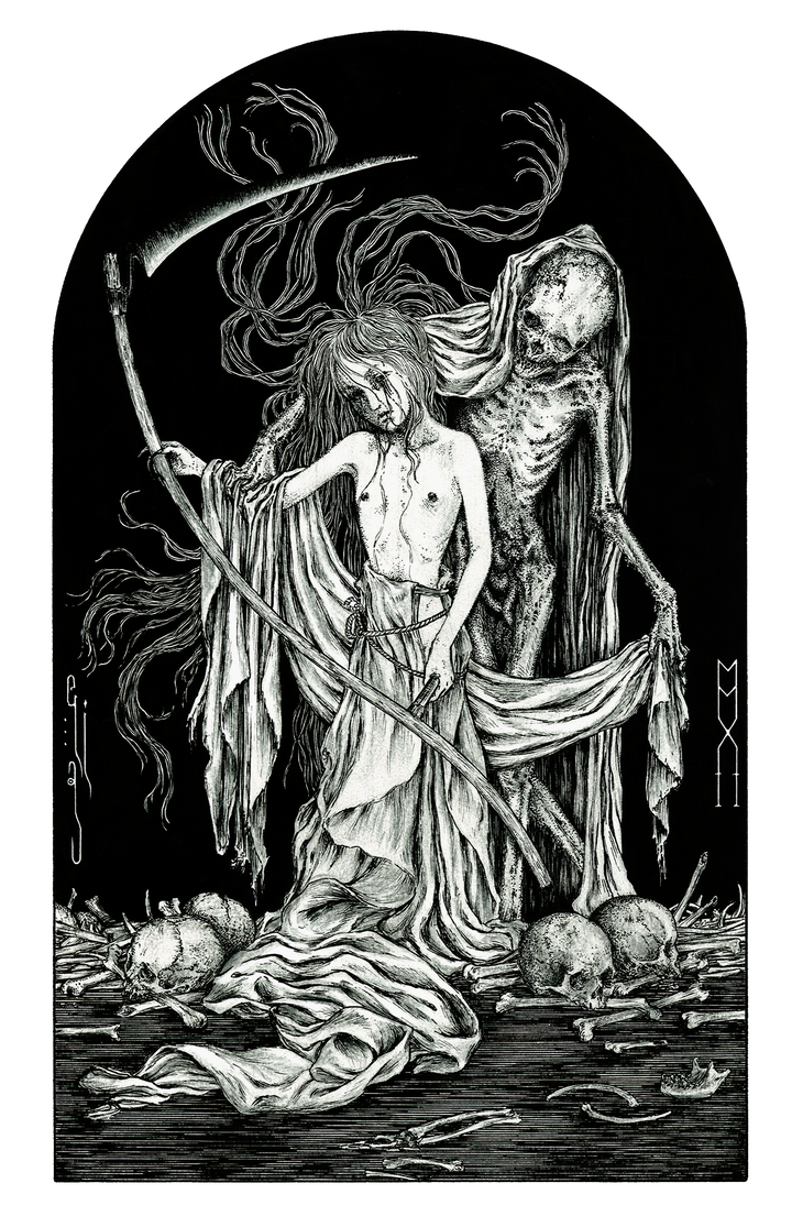 Thesis On Death And The Maiden