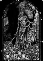 Triumph of Death I by eliasaquino