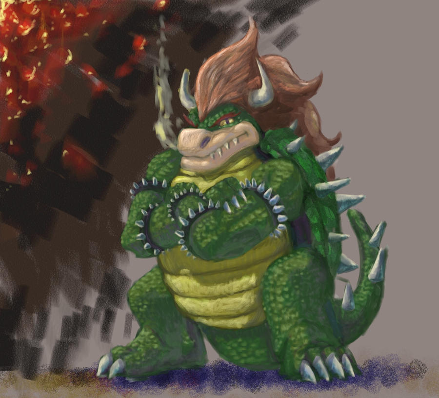 Bowser by Tentu