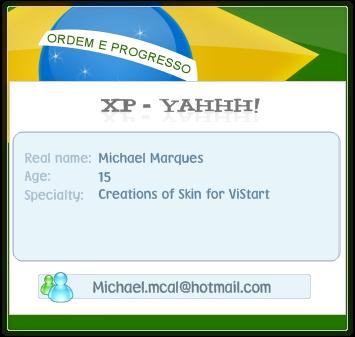 Brasil deviantID by XPYahhh