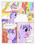 Fluttershy and the Rainbow Factory P. 22