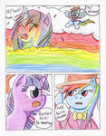 Fluttershy and the Rainbow Factory P. 29