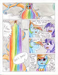Fluttershy and the Rainbow Factory P. 35