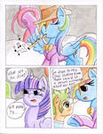 Fluttershy and the Rainbow Factory P. 36