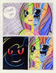 Fluttershy and the Rainbow Factory P. 41
