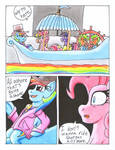 Fluttershy and the Rainbow Factory P. 65 by The1King