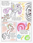 Fluttershy and the Rainbow Factory P. 126