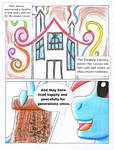 Fluttershy and the Rainbow Factory P. 128