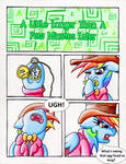 Fluttershy and the Rainbow Factory P. 139 by The1King