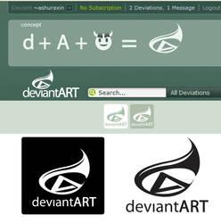 D A logo entries