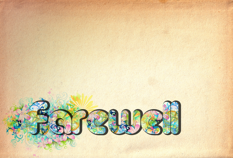 farewell banner template - vintage farewell wallpaper by golfbulb on deviantart