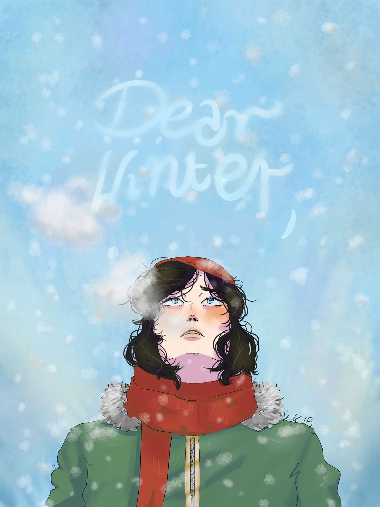 Dear Winter Ajr By Itsnotalexx On Deviantart And the way you draw the emotions are amazing you really shouldent be dissapointed this. dear winter ajr by itsnotalexx on