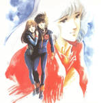 Misa-Hikaru -watercolor-