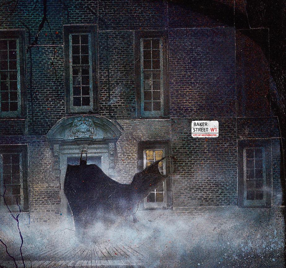 Baker Street bats by RGiskardReventlov