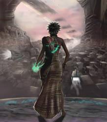 Iliriade - The Last Guardian by macroproject