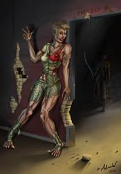 Delloreen - Genesis of Shannara