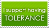 Tolerance Stamp by waterwish