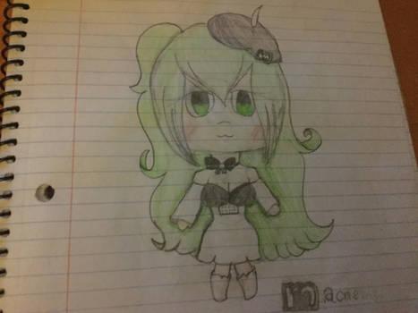 Vocaloid - Nana Macne [Nana Macne]