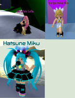 VocaloidCosplays Royale