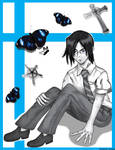 Ishida and the Butterfly.